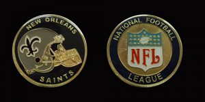 NFL_New_Orleans_Saints_Challenge_Coin