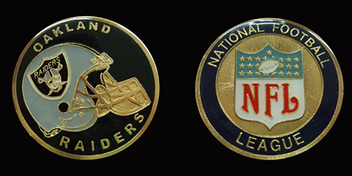 NFL_ Oakland_Raiders_Challenge_Coin