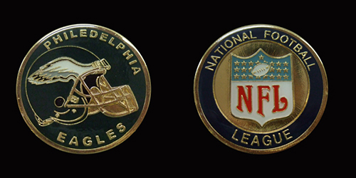 NFL_ Philadelphia_Eagles_Challenge_Coin