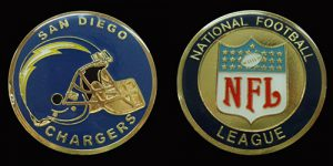 NFL_ San_Diego_Chargers_Challenge_Coin