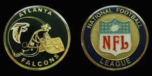 NFL_Atlanta_Falcons_Challenge_Coin