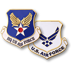 HQ US Air Force Challenge Coin