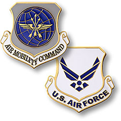 Air Mobility Command Challenge Coin