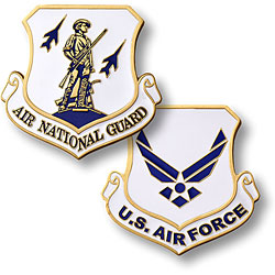Air National Guard Challenge Coin