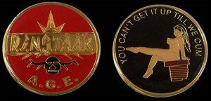 AGE D.I.N.S.T.A.A.R Challenge Coin