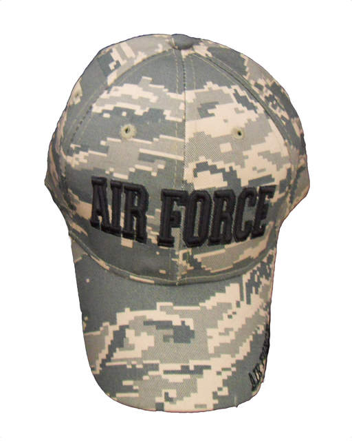 Air Force Block Lettering Cap - ABU
