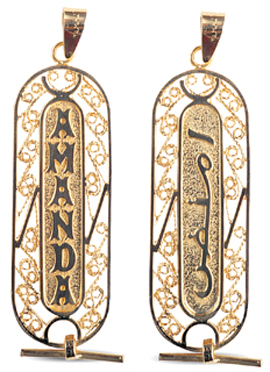 Cartouches & Jewelry